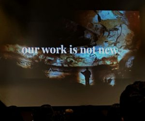 our work is not new